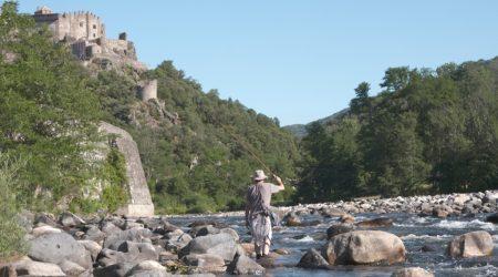 Pêche à la mouche nokill en Ardèche