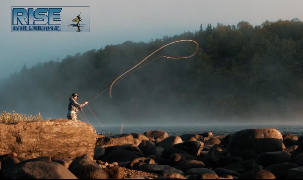 Rise fly fishing film festival 2018 elmer tv for Fly fishing film festival